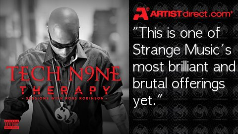 Tech N9ne Therapy Artist Direct Review