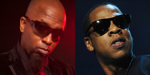 Tech N9ne and Jay Z
