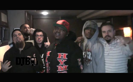 CES Cru, ¡MAYDAY!, and Stevie Stone Give Bus Invaders A Tour Of The Tour…Bus…