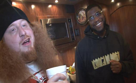 WATCH – Rittz's Life And Times Tour Vlog 1 [VIDEO]
