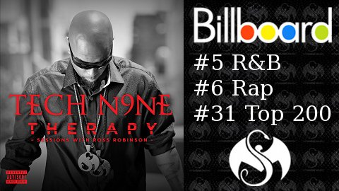 Tech N9ne Billboard