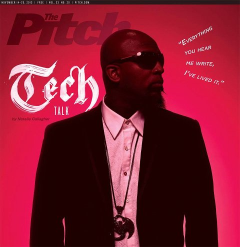 Tech N9ne Pitch Cover
