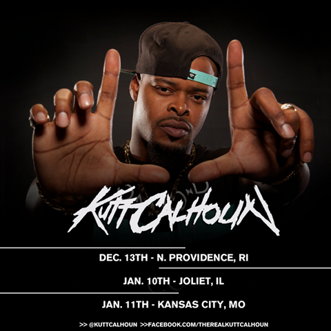 Kutt Calhoun Events 2013 copy