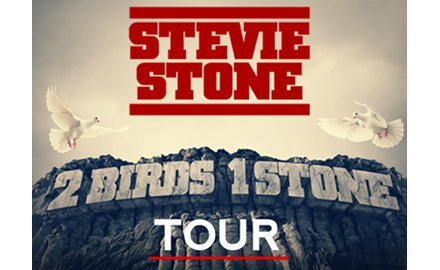 Stevie Stone Announces The '2 Birds 1 Stone' Tour