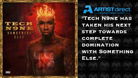 Tech N9ne Something Else Artist Direct