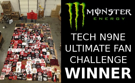 Monster Energy Winner