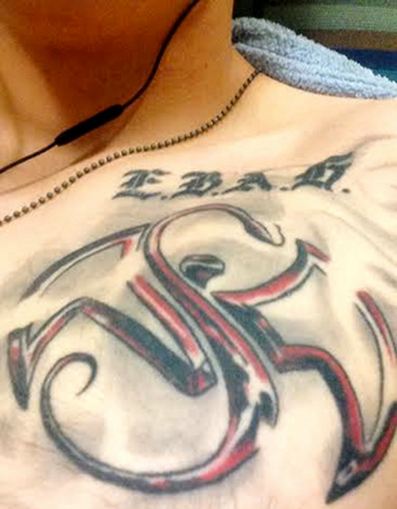 Tech N9ne Fan Tattoo