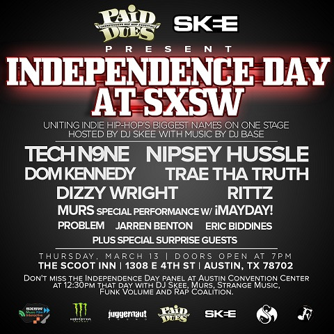 INDEPENDENCE DAY FLYER Update