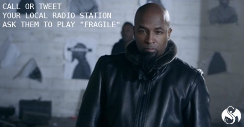 Tech N9ne Fragile On Radio