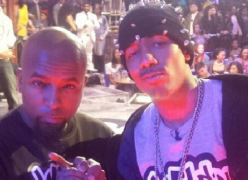 Tech and Nick Cannon3