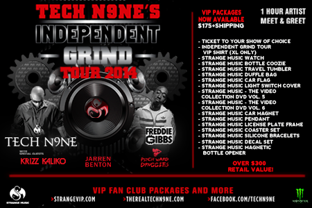 Independent Grind Tour 2014