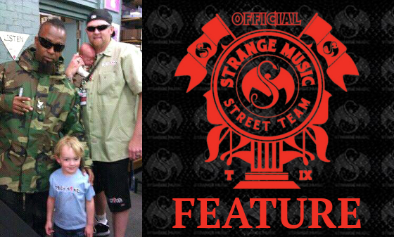 Street Team Feature