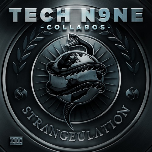 Tech N9ne - Strangeulation (Deluxe Edition)