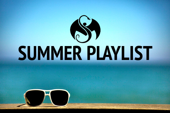 Strange Music Summer Playlist