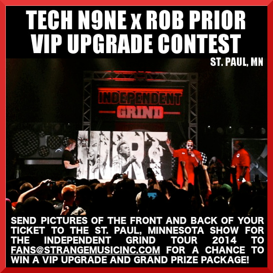 TECH UPGRADE CONTEST