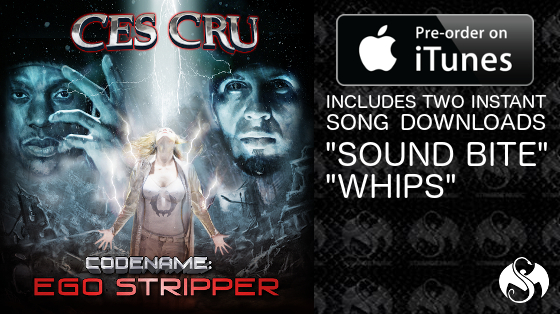 CES CRU CODENAME EGO STRIPPER iTUNES