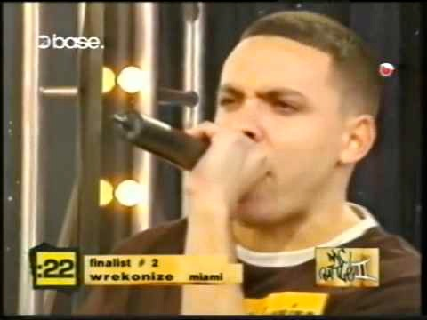 Wrekonize MTV Battle
