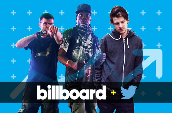 CES Cru Billboard Emerging Picks