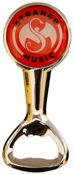 Strange Music Magnetic Bottle Opener