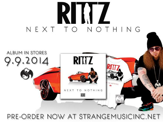 Rittz - Next To Nothing Pre-Order