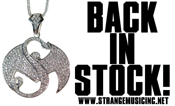Bling Pendant Back In Stock
