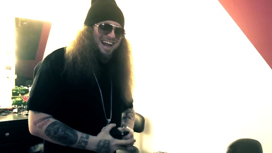 Rittz Next To Nothing Album Cover Shoot