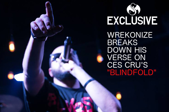 Wrekonize Blindfold Special