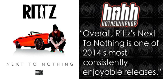 Rittz Next To Nothing HNHH Review