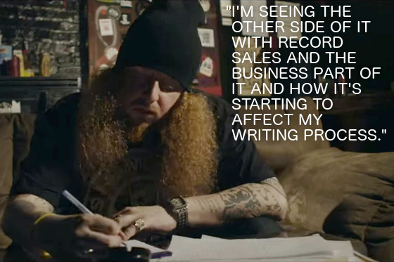 Rittz Writing Quote