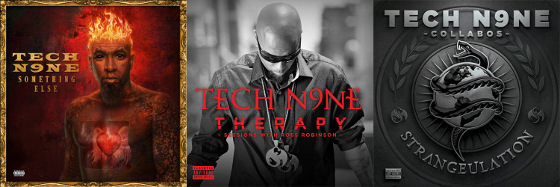 Tech N9ne Featuring Tyler Lyon