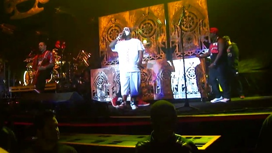 Tech N9ne Five Finger Death Punch Mama Said Knock You Out Knotfest
