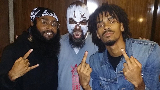 Tech N9ne Flatbush Zombies