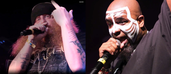 Tech N9ne and Rittz Musink