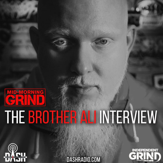 Brother Ali Blog