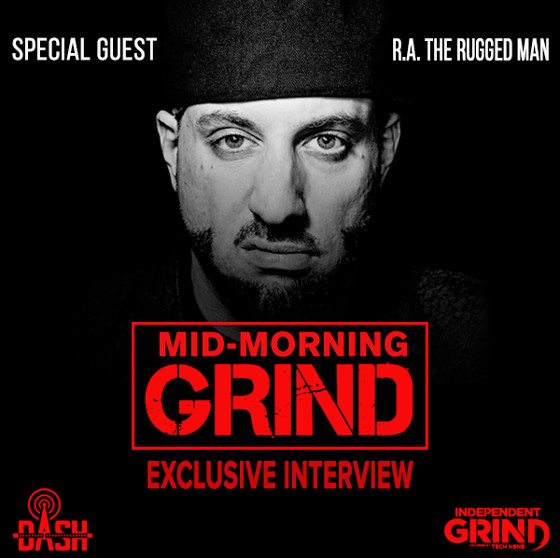 RA The Rugged Man Mid-Morning Grind