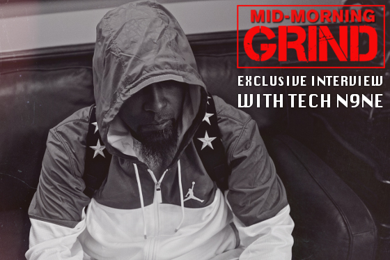 Tech N9ne MMG Interview1