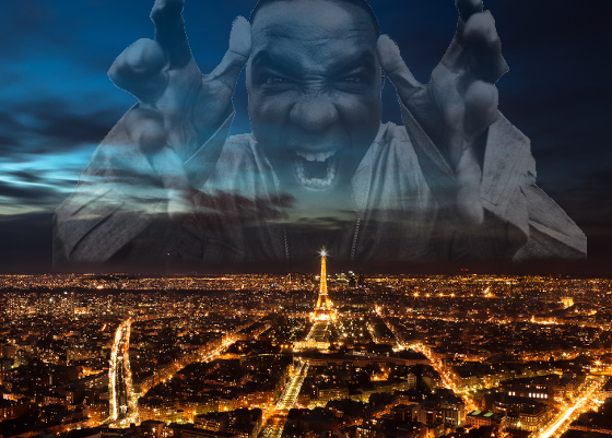 Tech N9ne Paris Night Sky