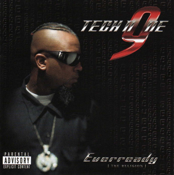 EverReady The Religion Tech N9ne  Everready Front