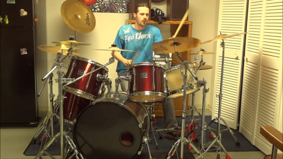 Tech N9ne Drum Cover
