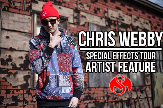chris webby feature copy