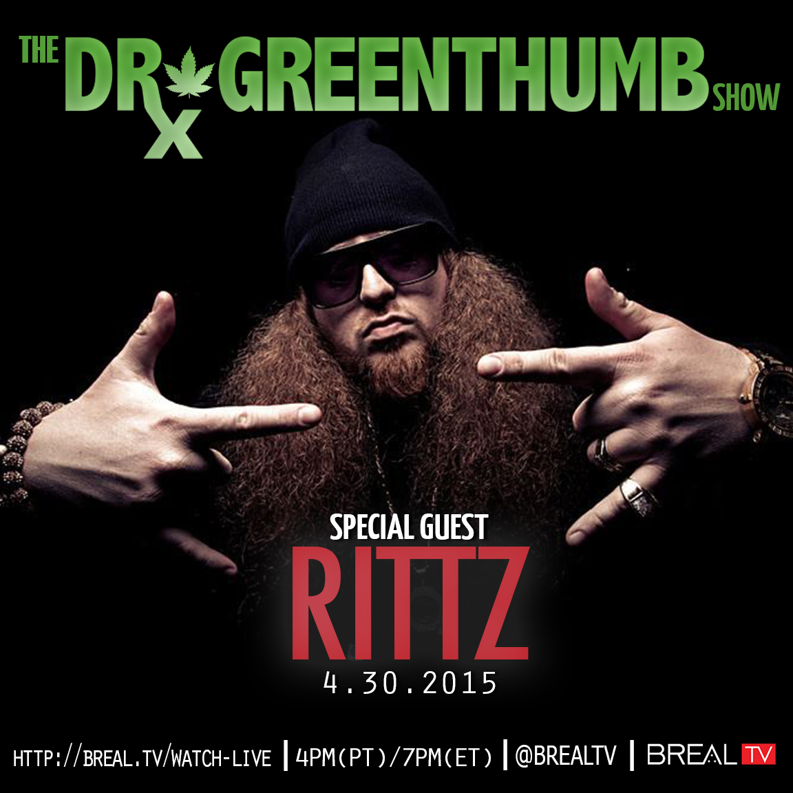 Rittz To Appear On B-R...