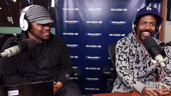 MURS on Sway In The Morning