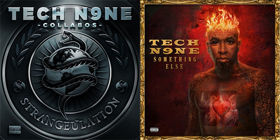 Tech N9ne Albums Something Else Strangeulation