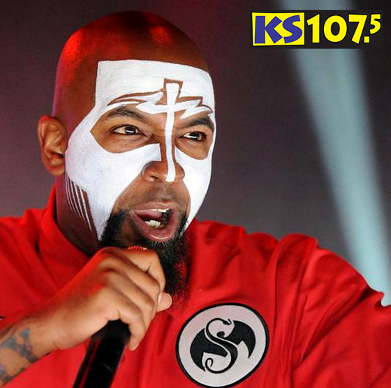 Tech N9ne KS1075 Interview