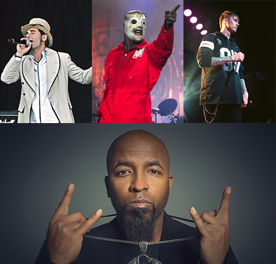 Tech N9ne and friends