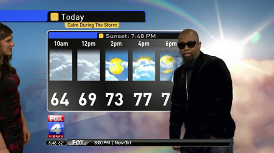 Tech N9ne weather