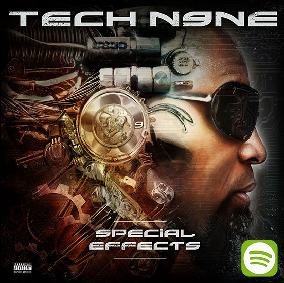Special Effects Spotify