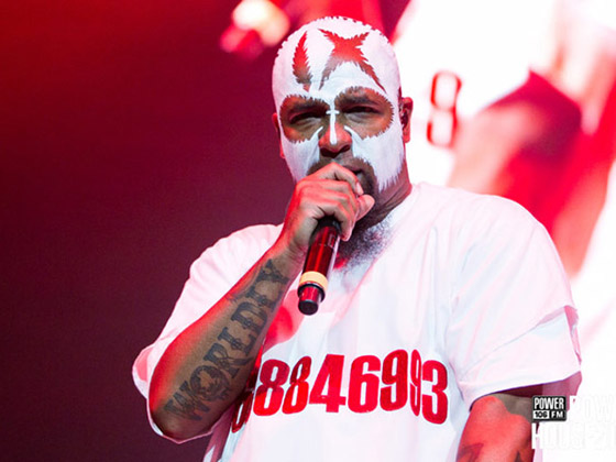 Tech N9ne Power 106