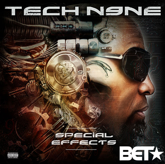 Tech N9ne Special Effects BET