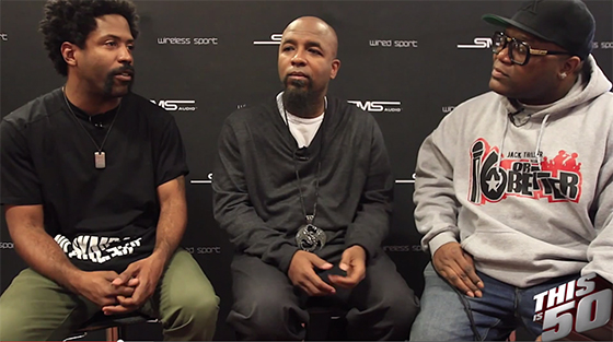 This Is 50 Interview MURS Tech N9ne